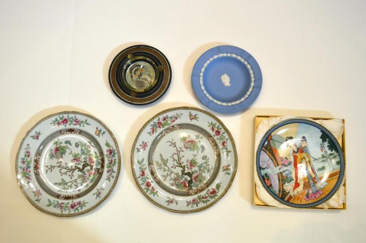Four Miscellaneous Plates