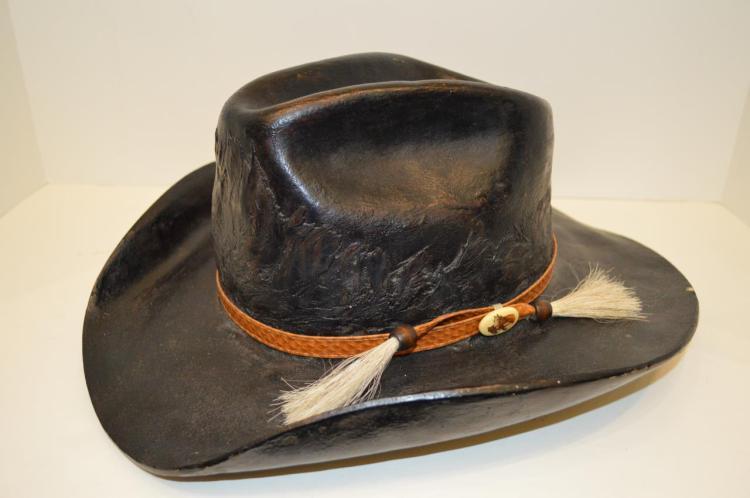 Pottery Cowboy Hat
