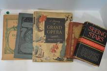 Five Books Pertaining To Opera