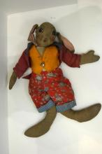 Averill Georgene Uncle Wiggily Doll