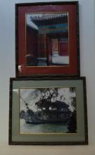 Two Real Photographs Of The Forbidden City
