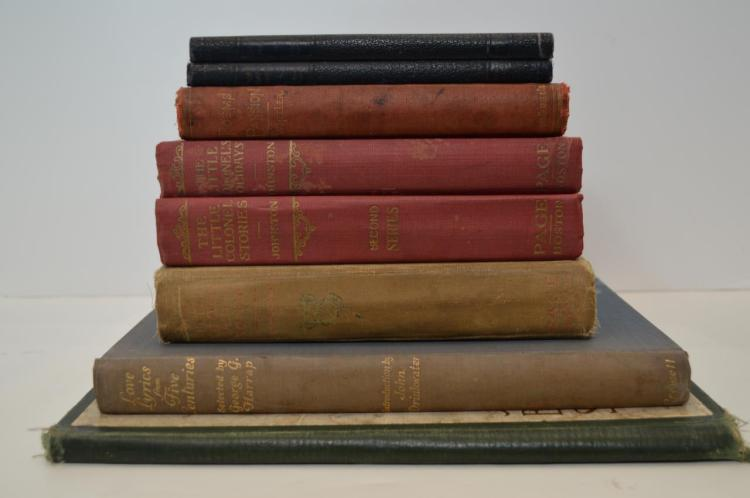 Eight Early Books