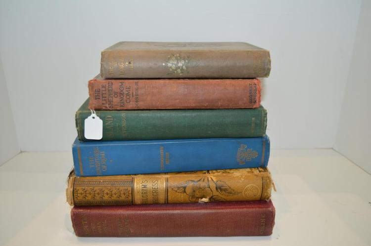 Six Early Books