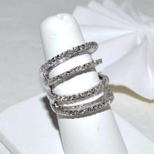 18kwg Diamond Fashion Ring 1.75ctw