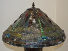 Reproduction Tiffany Style Lamp