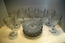 Group Of Fostoria Glass