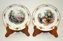 Two Lord Nelson Decorative Plates