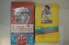 Two Sets Of Nascar Collectable Cards