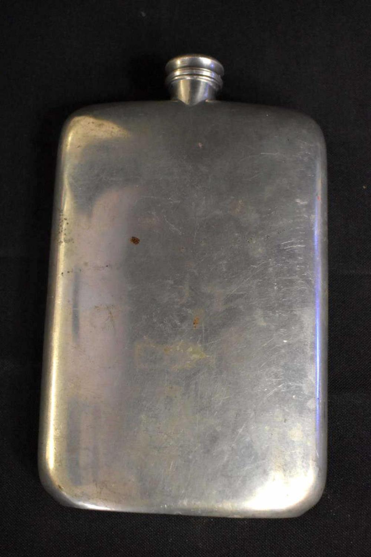 Vintage James Dixon & Sons Sheffield Flask