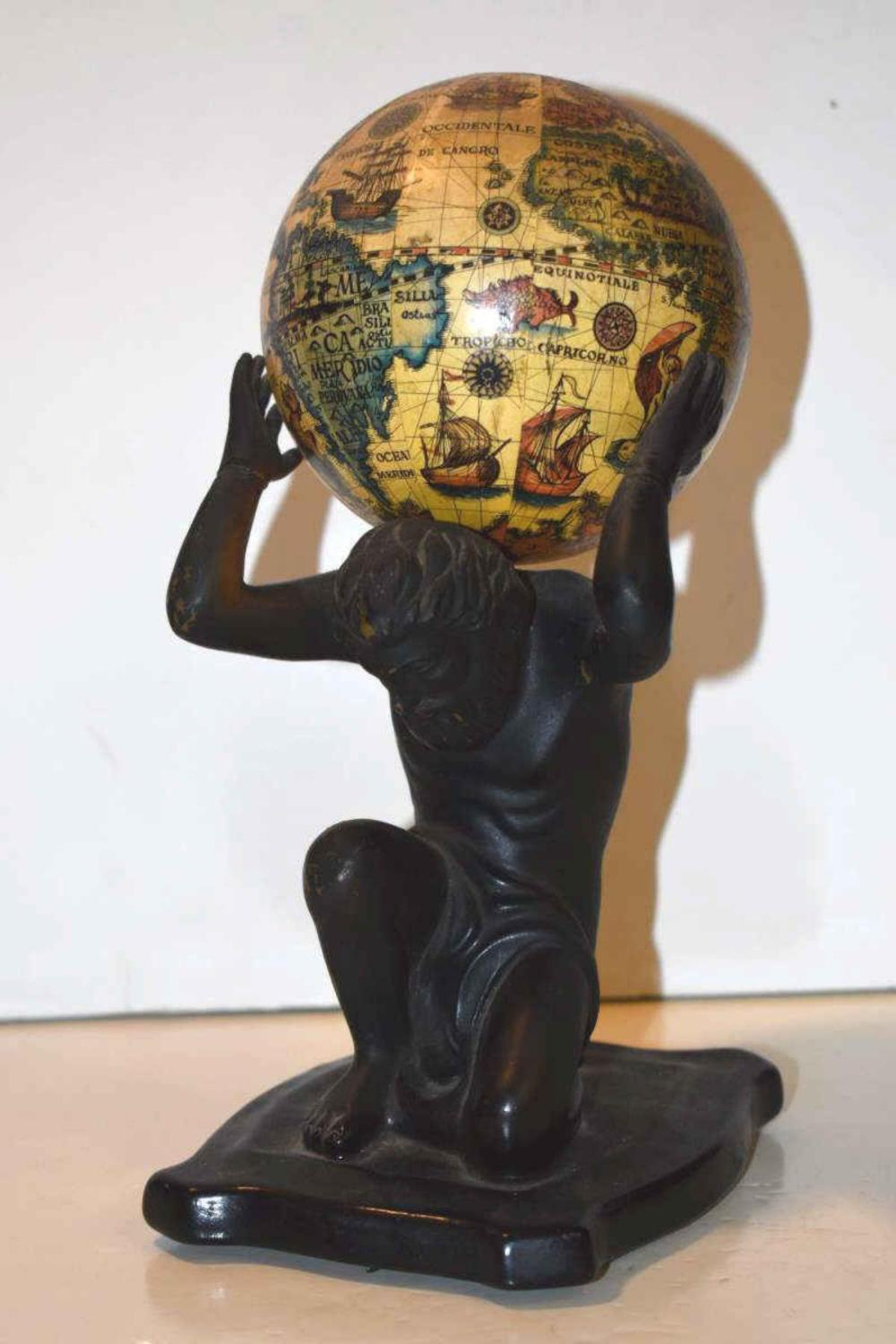 """Atlas""""Carrying The World On His Shoulders"""""""