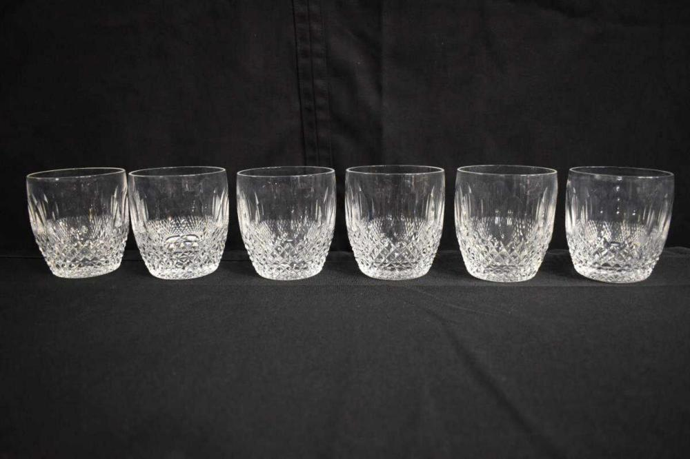 Waterford Cut Clear Crystal Colleen Old Fashioned