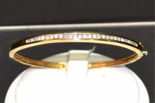14kyg Diamond Bangle .50ctw