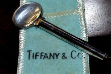 Sterling Toothpaste Folder By Tiffany & Co