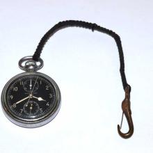 Hamilton Model 23 Navigational Chrono Pocket Watch