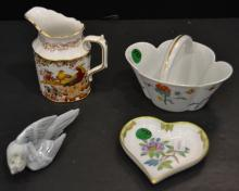 Lot of Porcelain Items
