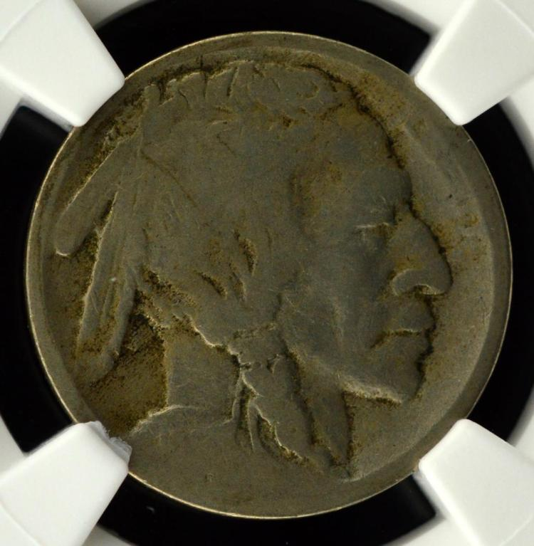 1913-S Type 2 Buffalo Nickel NGC Good 4