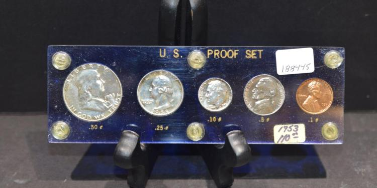 1953 U.S. Proof Set
