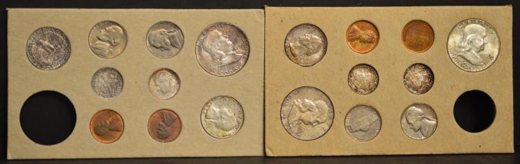 1956 U.S. Mint Set in Gem Original Packaging