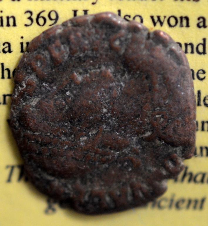 AD 364-378 Valens Emperor Ancient Coin