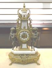 Imperial Chime Clock from Italy FHS Works Germany