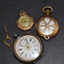 Lot of Pocket Watches