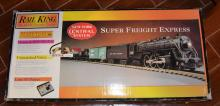 Rail King by MTH 30-1025 NY Central Super Freight