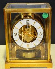 1959 LECOULTRE ATMOS 526-5 MANTLE CLOCK