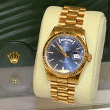 Man's 18kyg Rolex Day-Date President Watch