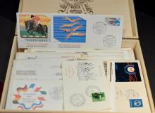 GERMANY – 1950's-1980's LARGE FIRST DAY COVER LOT