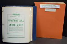 USA – Christmas Seal / Other Seal Collection