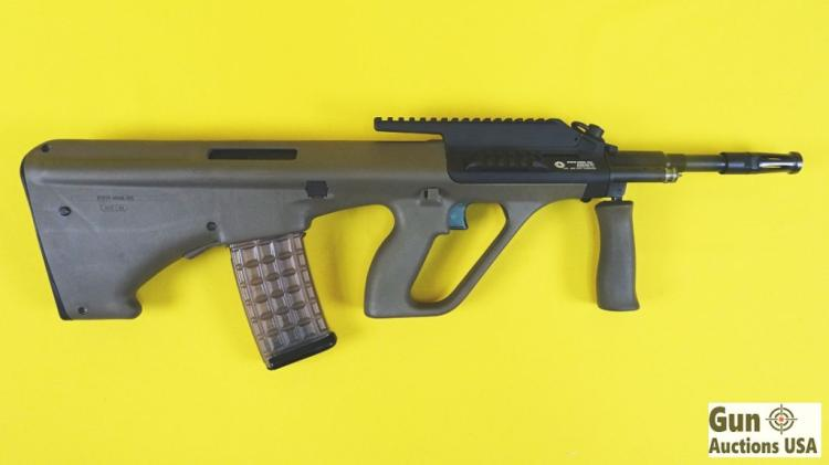 STEYR AUG A3/M1 Semi Auto 5 56 MM Rifle  NEW in Box  18