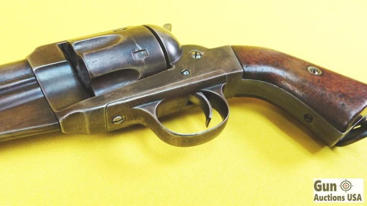 Remington 1875 Army  44-40 Revolver  Good Condition  7 1/2