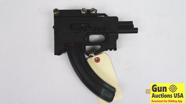 Usfa Zip 22 Lr Semi Auto Pistol Very Good Condition 5 Ba