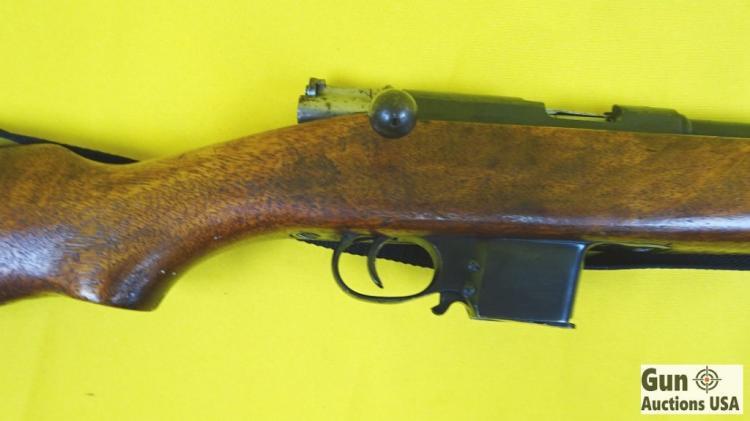 Spanish C A I  Destroyer Carbine 9MM LARGO Bolt Action Rifle