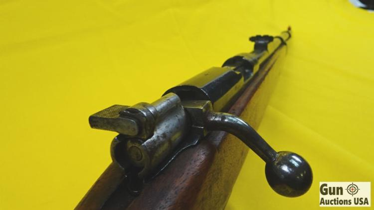 Spanish C A I  Destroyer Carbine 9MM LARGO Bolt Action Rifle