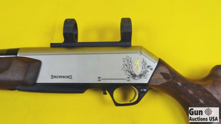 Browning ShortTrac 7MM-08 Semi-Auto Rifle  Excellent Conditi