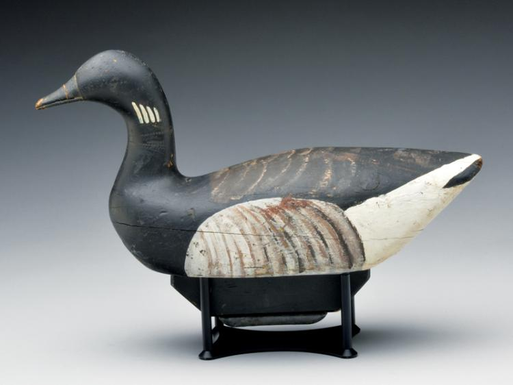 Brant from Long Island, New York, 1st quarter 19th century.