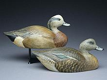 Pair of widgeon, Al Glassford, Toronto, Ontario.