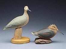 Two decoratives, Walter Ruppel.