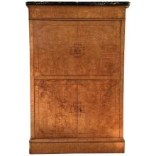 Charles X Secretaire a Abattant