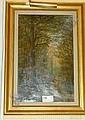 Eckardt, Christian tillskr, olja, vandrande barn i, Christian Eckardt, Click for value