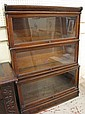 GLOBE WERNICKE STACKING BOOKCASE