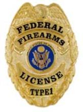 FFL TERMS: Hamilton's Gallery is working with Cherokee Firearms Repair of Spanaway, WA ALL firearms with the FFL required statement will need to have a background check etc, a fee of $25, per FFL filing will be charged.  Please ask ALL questions prior to bidding if you don't understand, all firearms are sold as found condition, No firearm was test fired, KNOW YOUR STATE LAWS PRIOR TO BIDDING ON ANY FIREARS