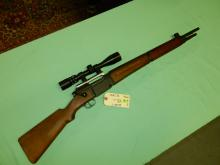 Original Military rifle, MAS Mle 1936 bolt action rifle, SN# 74879, FFL paperwork and $25. fee please see lot 401A