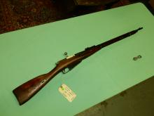 Original Military rifle, Russian Mosin Nagant M91/30, 7.62, bolt action rifle, FFL paperwork and $25. fee please see lot 401A