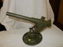 Near mint Big-Bang Cannon, artillery / anti aircraft style toy