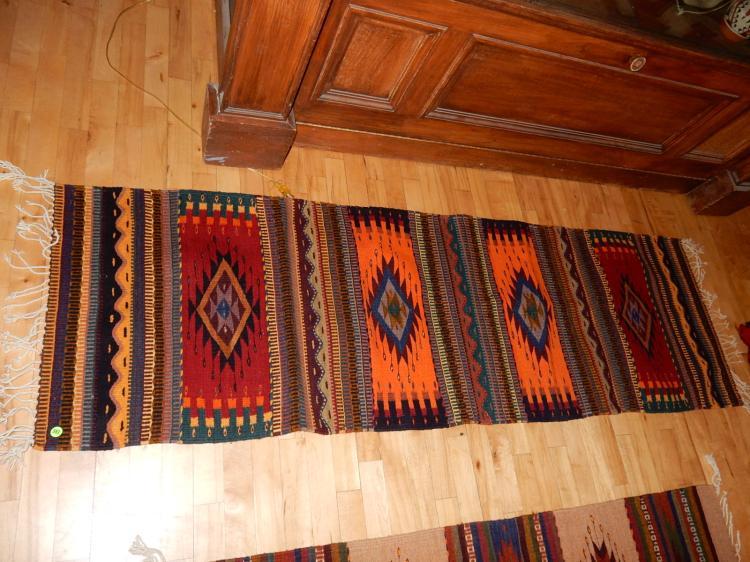 Unique hand woven Navajo