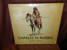 Vintage Hard bound book by M.C Russell