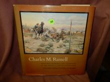 Vintage Hard bound book on M.C Russell