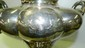 stunning English Sterling Silver (full bodied lion hallmarked) serving urn dates to 1836, amazing 4790 grams in weight